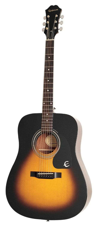 Epiphone-DR-100-brst-acoustic-guitar