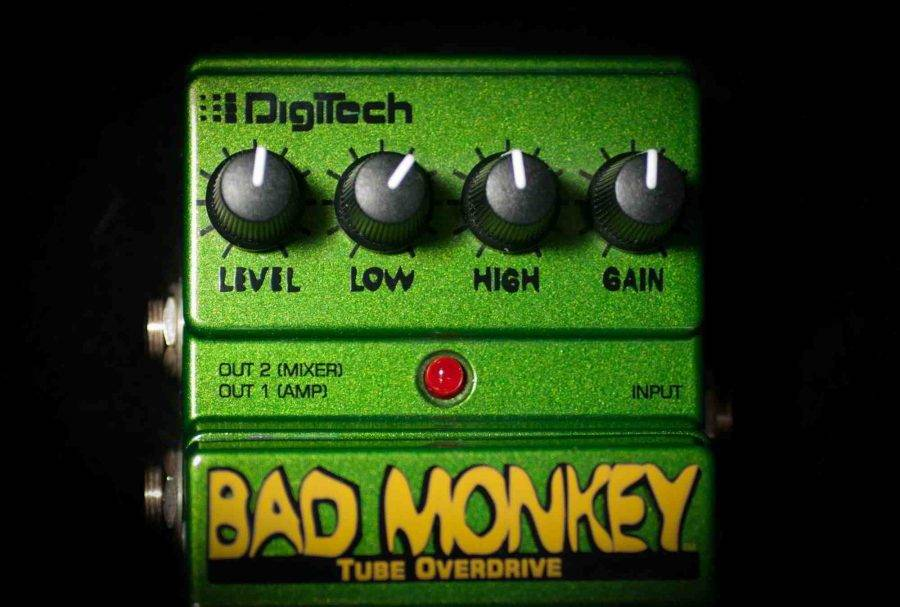 Overdrive Pedals-bad monkey