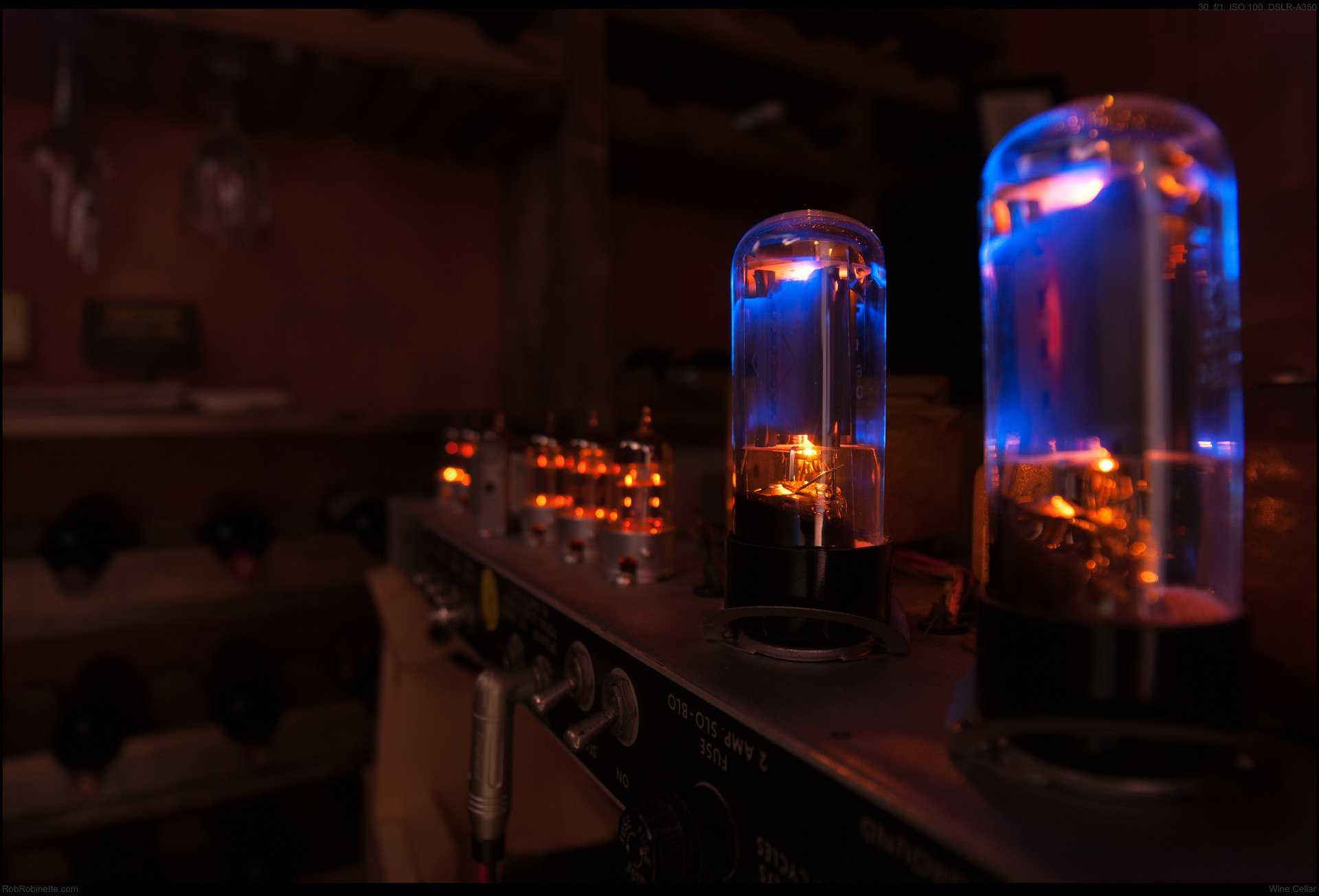 low watt tube amps