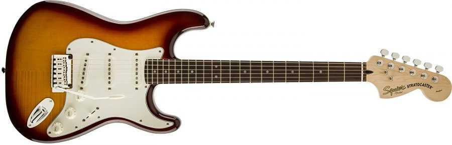 Squier-Stratocaster