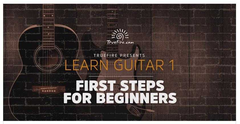 Learn How to Play Acoustic Guitar for Beginners